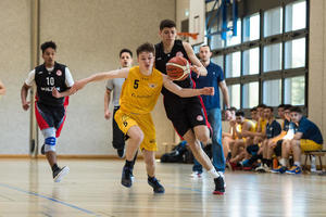 Grossartiges Final Four Turnier in Winterthur / Classement Final EAST